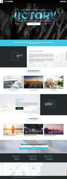 church website design website design pinterest website designs churches and website - Church Website Design Ideas