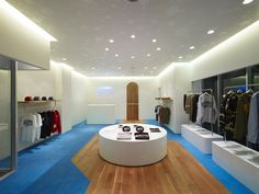 Billionaire Boys Club store, Tokyo » Retail Design Blog