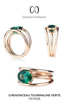 Or Jaune Véritable ovale vert Améthyste Et Diamant Halo Bague