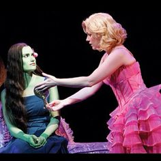 """because i knew you, i have been changed for good"" -wicked"
