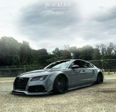 Audi RS7 widebody