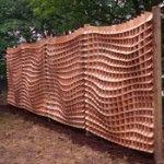 Superblue's Honeycomb Fence & a DIY Potting Shed