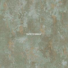 Tapete Nr. TP1010 aus der Textured Plains ✔ Kostenloser Versand ✔ Grandeco Vinyltapete in Grün ✔ Tapeten von TapetenMax®