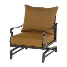 Amazing Allen Roth A R Whitley Place Rocking Patio Chair