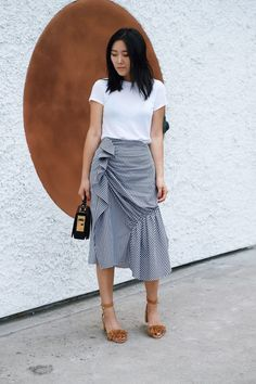 9 Minimalist Outfits To Inspire You For Spring (Bloglovin' Fashion)