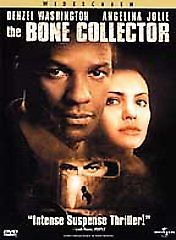The Bone Collector Dvd 2000 Anamorphic Widescreen 25192071621 Ebay The Bone Collector Suspense Thriller Movies Worth Watching