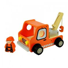 Larger size wheeled play vehicles are great toys to encourage children's role play, social interaction and develop physical skills.  Featuring rubber non-skid wheels and movable parts these vehicles are designed for many years of ongoing use. There are seven different designs available, including a bulldozer, dumper truck, crane, police truck, ambulance, fire engine and garbage truck.