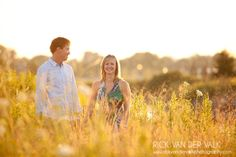 Sunset Engagement Shoot in Barrie Ontario along with waterfront