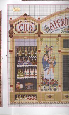 Gallery.ru / Фото #167 - melhor de Portugal em ponto de cruz - Ulrike