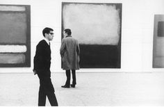 mark rothko in britain, whitechapel gallery