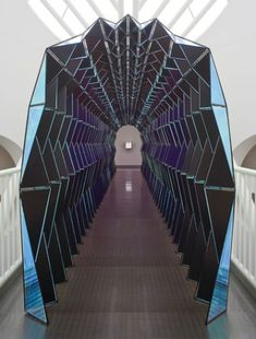 One Way Colour Tunnel @ Olafur Eliasson
