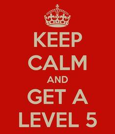 Level V, I'm gonna make it happen. #rfdreamboard