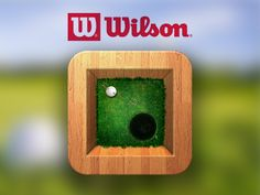 Golf app icon  Great!