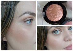 Makeup Over Mind: Review  Swatches: Max Factor Creme Puff Blush Collection