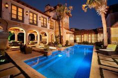 mediterranean house plans with courtyards and pool