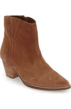 Coconuts by Matisse 'Camilia' Suede Bootie (Women) available at #Nordstrom