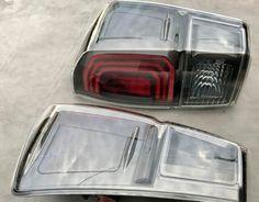 LED Tail Lights -Clear- 3rd Gen Tacoma - Limited Runs – MESO CUSTOMS LLC Tacoma Toyota, Led Board, Led Tail Lights, White Lead