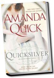 Whether its Jane Ann Krentz, Amanda Quick or Jayne Castle it's always a zippy read!