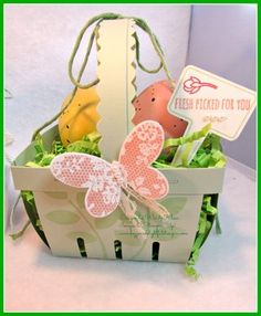 Spring Has Sprung - Stampin' Pretty Pals March Blog Hop!