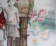 """Saatchi Art Artist Sabina Sinko; Painting, """"still - life"""" #art"""