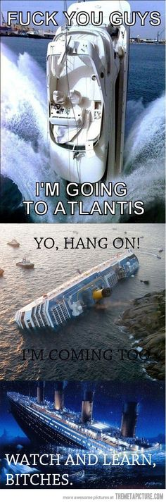 Sinking Boats Funny   August, 2012 in Funny , Pictures   Comment
