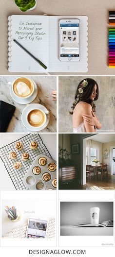 Use Instagram to Market your Photography Studio: Our 5 Key Tips -