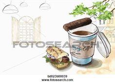 커피콩으로 그린그림 - Google 검색