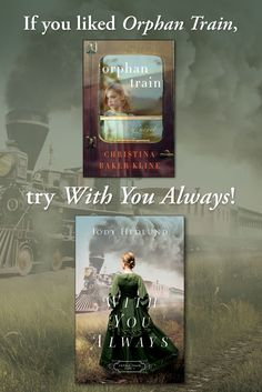 """If you liked The Orphan Train by Christina Baker Kline, don't miss this powerful romance set on the rails west! RT Book Reviews calls this first novel in Jody Hedlund's new ORPHAN TRAIN series """"engaging and heartening."""""""
