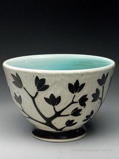 Karen Newgard Bowl at MudFire Gallery