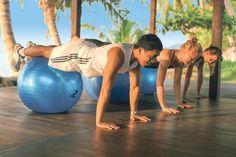 Samahita Retreat - Thailandia, Koh Samui. Yoga, fitness e wellness sotto le palme, in una spiaggia da sogno. #thailandia #kohsamui #weightloss #yoga #wellness #perderepeso
