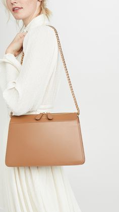 Ella Bag in 2020 | Bags, Smooth leather, Brown purses