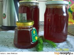 Rychlý smrkový med