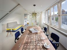 Bloesem writes for The Coolest Design Hotels in Amsterdam - Bloesem article for Condé Nast Traveler