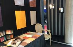 Messestand Malerboutique