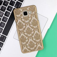 Cover Coque for Samsung Galaxy S3 S4 S5 mini S6 S7 Edge J3 A3 A5 J5 J7 2016 2015 2017 Grand Prime case Damask Luxury Note 4 3 5