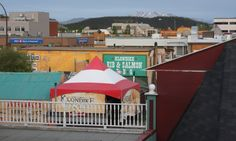 This is Whitehorse, Yukon at around 2 a.m. in June, 2013.  Midnight sun is peculiar.