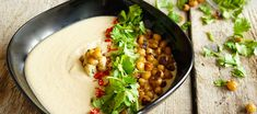Chana Masala, Chili, Soup, Lunch, Dinner, Ethnic Recipes, Tips, Cilantro, Dining