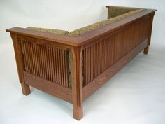 Mission Arts And Crafts Stickley Style by DaleMartinFurniture, $1699.00