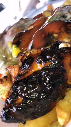 Food Cravings, Junk Food, Steak, Bbq, Pork, Desserts, Barbecue, Kale Stir Fry, Tailgate Desserts
