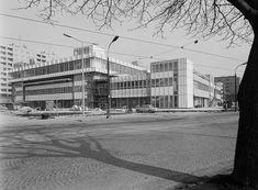 A ma is müködő Flórián üzletközpont építés alatt. További érdekes képek Óbudáról. #óbuda #retro #régiképek #70esévek #régiképek