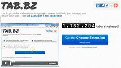 Керування вкладками tab.bz