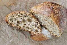How to Make Sourdough Bread Using Potato Flakes as a Starter