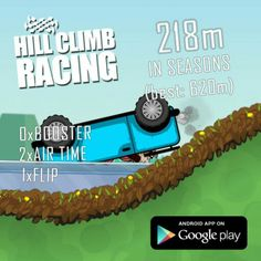 Hill Climb Racing, Android Apps, Google Play, Seasons, Seasons Of The Year