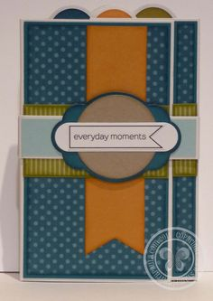 Stampin with Paula: First Mini Album 2012