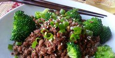 Om du precis som många andra älskar den Japanska rätten yakuniku så kommer du avguda det här enkla och smidiga receptet på Koreansk köttfärs!
