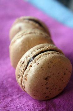 MACARONS au CHOCOLAT NOIR - Blog Coconut - Cuisine | Foodisterie | Home-Made