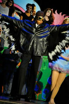 Seussical Jr. Vlad Costume by: Samantha Waldrop