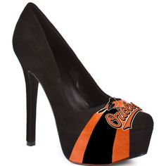 Perfect heels for Opening Day