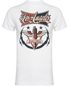 UK's largest range of Hot Rod, Biker, Kustom Kulture clothing and accessories Racing, Hot, Cotton, Mens Tops, T Shirt, Clothes, Fashion, Running, Supreme T Shirt