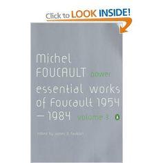 Foucault: power, essential works of foucault